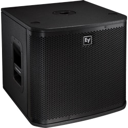 12 in. Subwoofer, 700 W Amplified Loudspeaker System