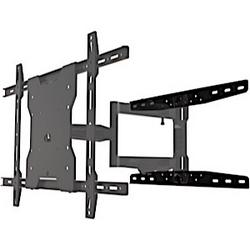 Accessoire plaque murale double poteau pour série AU articulation bras