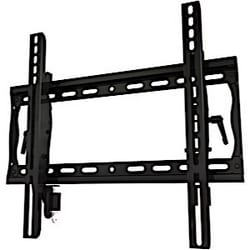 """Universal tilting mount with lock for 26"""" to 46""""+ flat panel screens"""