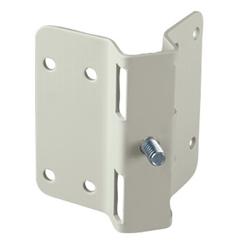 CCTV Corner / Pipe Base - White