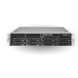CIRRUS CR5 série Enterprise IP enregistrement appareils NVR - 8-Bay Enterprise Class NVR appareil 32TB XEON E5, 8 Go de mémoire DDR4, 8 x 4 TB SATA HDD, SSD disque de démarrage, alimentation redondante