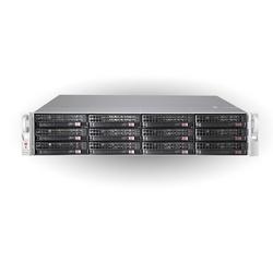 CIRRUS CR5 Series Enterprise IP Recording Appliances (NVR) - 12-Bay Enterprise Class NVR Appliance XEON E5, 16GB DDR4, 12x HDD Bays, SSD Boot Drive, Redundant Power Supply