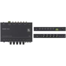 Stereo Audio Amplifier, 4 inputs, 25W Per Channel