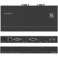 Encodeur, enregistreur et diffuseur H.264