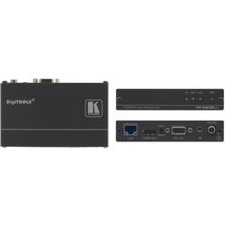 Émetteur HDMI, RS-232 bidirectionnel & IR à portée étendue HDBaseT sur paires torsadées