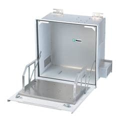 CABINET IN CEILING ALUMINUM FOR 2' X 2' CEILING GRID ROHS
