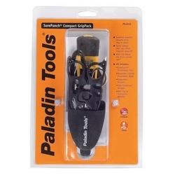 GripPack UTP Essentials Kit, Compact SurePunch Punch sur l'outil tampon, pochette PVC
