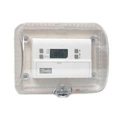 Thermostat protecteur avec serrure à clé - Clear