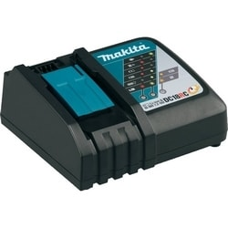 Power Tool Battery Charger, Rapid Optimum, 18 Volt, 2/3/4/5 Amp-Hr, 25/30/40/45 Minute Charging Time, For Lithium-Ion Battery