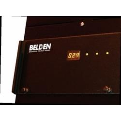 Enceinte adaptative de chaleur Aehc de confinement, 10 Kw, châssis, ventilateurs, hôte, capteur