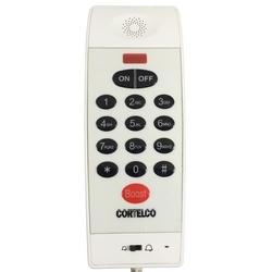 Cortelco advanced téléphone santé, blanc