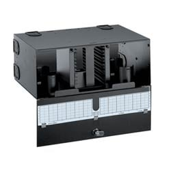 Rack Mount Fiber Splice Enclosure