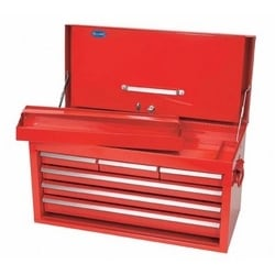 6 Drawer Top Chest, Drop Front