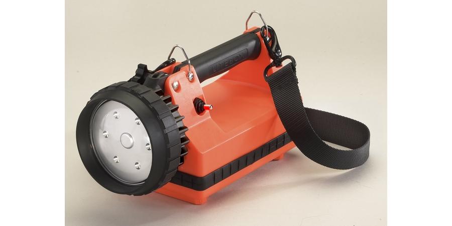 E-Flood FireBox Standard System, 120V, Orange