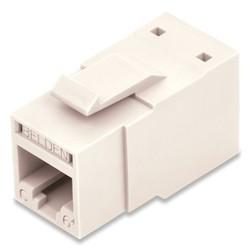 REVConnect catégorie 6 + prise modulaire, T568 A / B, UTP, amande, Bulk Pack