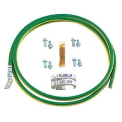 "Jumper Kits, Common Bonding Network (CBN), #6 AWG (16mm) Jumper, 60"" (1.52m) Length"