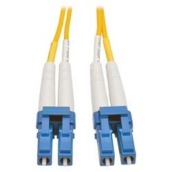 Duplex Single-mode 8.3/125 Fiber Patch Cable (LC/LC), 50 m (164 ft.)