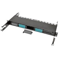 40 GB Pass-Through Cassette, (x12) 12-Fiber MTP/MPO ( Female )