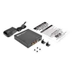 HDMI to Composite Video with Audio Converter (F/3xF)