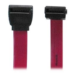 Serial ATA (SATA) Right Angle Signal Cable (7Pin/7Pin-Up), 12-in.