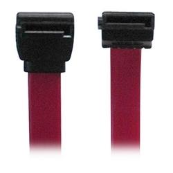 Serial ATA (SATA) Right Angle Signal Cable (7Pin/7Pin-Down), 24-in.