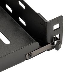 SmartRack 1U Cantilever Toolless Mount Fixed Shelf (30 lb/13.6 kg capacity; 12 in./305 mm depth)