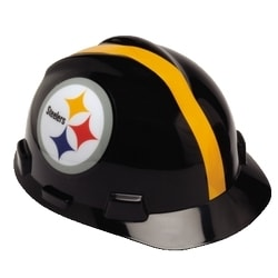 4f784348c12 MSA SAFETY Pittsburgh Steelers NFL Hard Hat