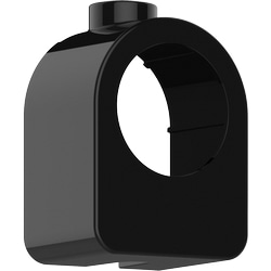 Mounting bracket for F1004 Pinhole Sensor Unit and P1264 to be Mounted Behind a Thin Metal/Plastic/Glass Panel, 5 Pack