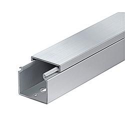 Wiring Duct, Solid Wall, 2 Inch X 3 Inch, Rigid PVC, Gray