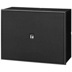 "Cabinet Speaker, 6 Watt (100 Volt Line), 150 Hertz to 20 Kilohertz, 94 dB Sensitivity, 16 CM Dual Cone, 9.84"" Width x 4.33"" Depth x 7.48"" Height, Black High Impact Polystyrene"