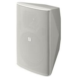 """Haut-parleur de Dispersion large, 60 Watt Volt 100 ligne, 65 à 20000 Hertz, sensibilité dB 92, 9,61"""" largeur x 9,25"""" profondeur x 14,69"""" hauteur, blanc résine de polystyrène choc"""