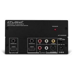 HDMI/DVI to Composite and S-Video Down-Converter