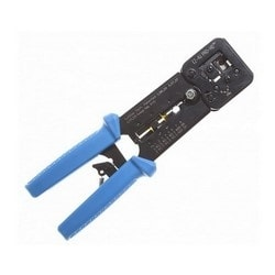 PLATINUM TOOLS INC | 100054C EZ-RJ PRO HD Crimp Tool, (Cat5 & Cat6), Clamshell. | Tuggl