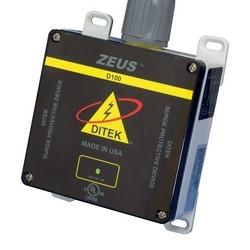 Dispositif de protection contre les surtensions 100kA/Phase, 600 V AC 3-Phase Delta, fils 3 (+ G)