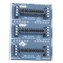 Trois modules de type Snaptrack Base pour série 2MHLP