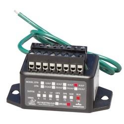 Protection de ligne à faible tension - couple 4, 130V, 16-22 AWG bornier