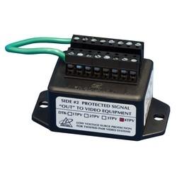 4 Pair Video Line Surge Protection, UTP Terminal Strip