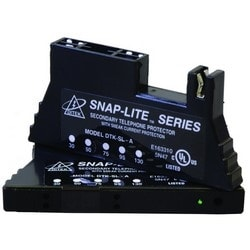 95V - 66 Block Snap On Protection with Diagnostic LED, for analog circuits