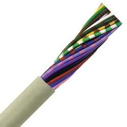 26-25 C STR BC PVC PVC JKT GRY 500V 80C VDE ROHS