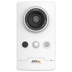 Network Camera, Digital PTZ, MPEG-4/JPEG, 1920 x 1080 HDTV Resolution, F2.0 Fixed Focus 2.8 MM Lens, 4.75 to 5.25 Volt DC, 512 MB RAM, Aluminum/Polycarbonate Casing, White