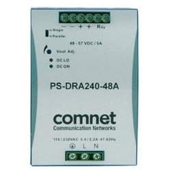 PS-DRA240-48A | COMNET COMMUNUCATION NETWORKS