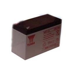 Back-Up Battery, Sealed Lead Acid, 12 Volt, 7 Amp-Hours