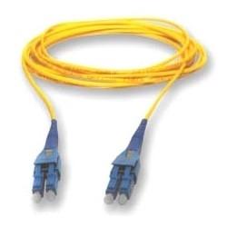 Cavalier de solutions Pretium EDGE, fibre 2, LC Uniboot à LC Uniboot, câble d'interconnexion, vertical, monomode à pliage rehaussé (OS2), 3m