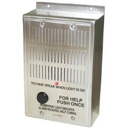 Hands-free Indoor Emergency Phone, Surface Mounted
