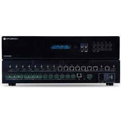 4K/UHD Dual-Distance 8x8 HDMI to HDBaseT Matrix Switcher with PoE