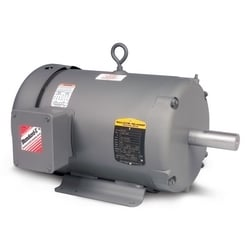 AC Motor, 0.75HP, 1725 RPM, 3PH, 60HZ, 56, 3420M, TEFC, F1