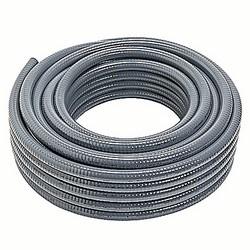 3/8 Inch Gray Liquidtight Flexible Non-metallic Conduit, 1,000 Foot Reel