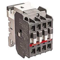 A9 Contactor, 3 NO Power, 1 NO Aux, 120 V AC
