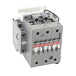 AE16 Contactor, 3 NO Power, 1 NO/1 NC Aux, 125 V DC