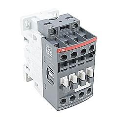 AF09 Contactor, 3 NO Power, 1 NO Aux, 48-130 V AC/DC